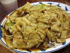 beef hofan noodles/ 牛肉河粉