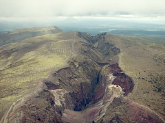 Mt Tarawera - Okataina Volcanic Zone