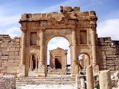 Sbeitla Ruins, Tunisia