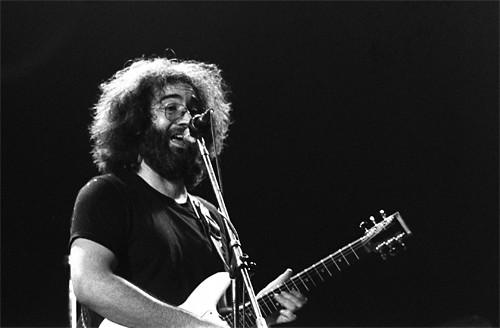 Jerry Garcia 12/31/76