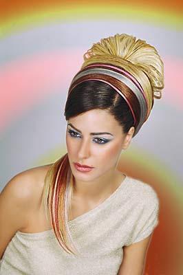 Trendy Hair Style