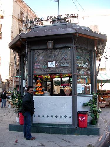 Palermo Piazza Beati Paoli