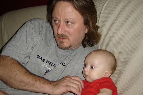 Bill and Roman (twins!)