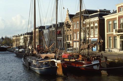Dutch Canalscape