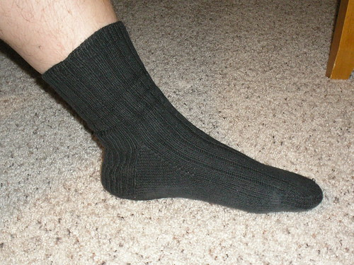 * Another take on Dad socks!  :)