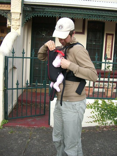 Tim and his daughter