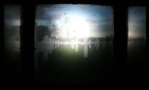 American Cemetery TtV Triptych by dumbledad on flickr