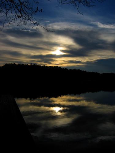 Sunrise Over Shelley Lake