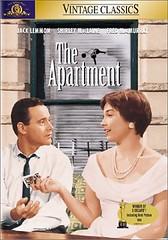 [電影] (10) 公寓春光 (The Apartment)
