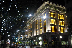 UK - London - Oxford St: Selfridge's
