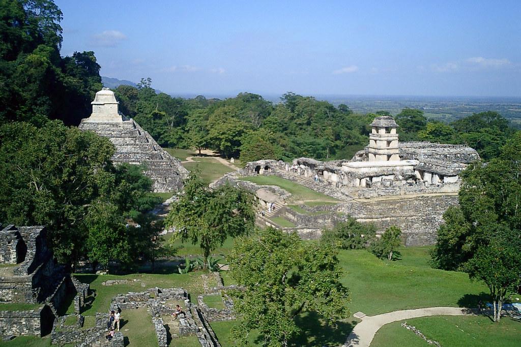 Palenque © Simon & Vicki