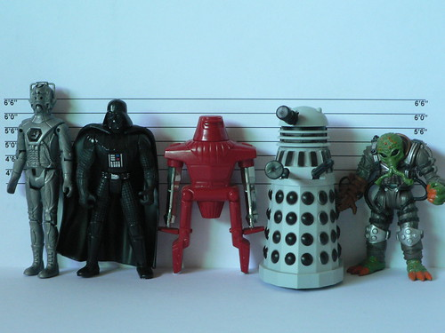 The Usual Suspects - Image credit lamont_cranston on Flick'r