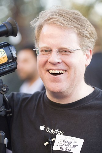 Robert Scoble Shooting in High Def