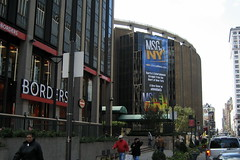 NYC: Madison Square Garden