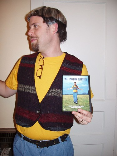 Huz as Corky St. Claire from Waiting for Guffman