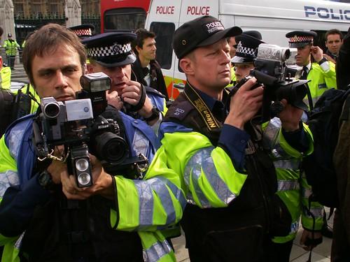 Sack Parliament Protest, London, 2006