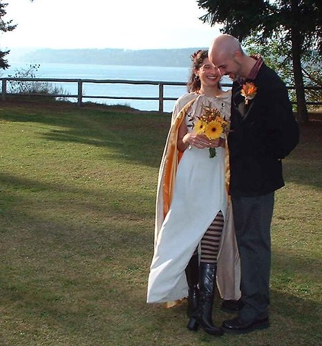 Susannah & Michael's wedding