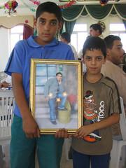 Brothers of a Political Prisoner