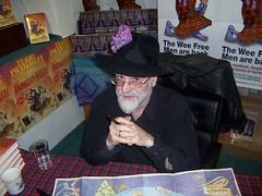 Pratchett Himself