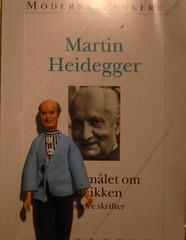 Heidegger Action Figure