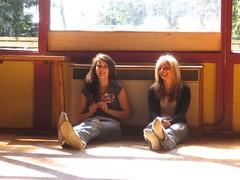 Amanda and Renée