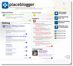 Announcing Placeblogger, my OPML directory of placeblogs across the United States