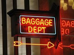 Baggage Dept