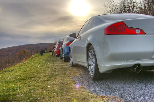 Skyline Drive - All Lined Up