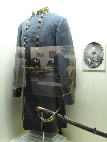 Effects of C.S.A. General, John Bell Hood, The Museum of the Confederacy, Richmond, VA by you.
