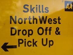 Skills Drop Off