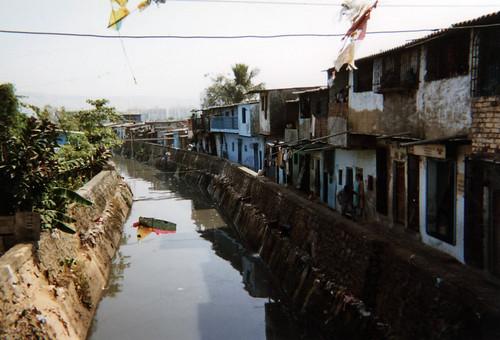 Antop Hill Squatter Slum, Mumbai