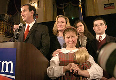 Rick Santorum and his family's pain of hate-fi...
