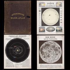 Astronomischer BILDER ATLAS
