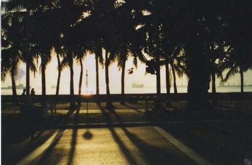 Manila Philippines January 1998 von Ihnen.