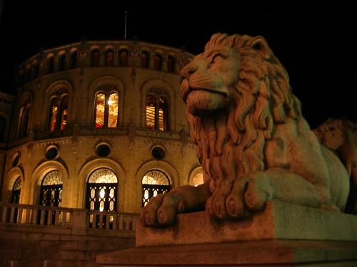 The Parliament's Lion