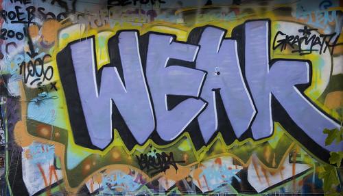 WEAK by brookenovak, on Flickr