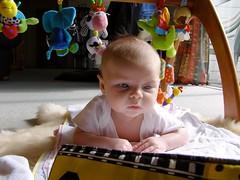 Samuel 3 months old