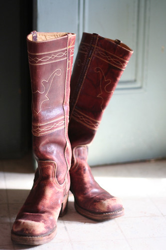 My eBay Boots