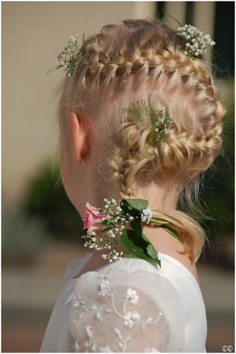 Hair Fashion Braided Hairstyles For Little Girls