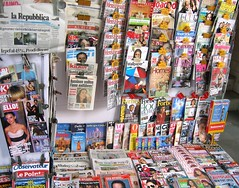 Magazines, Connaught Place