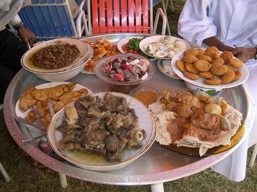 Traditional Sudanese Dish For special ceremonies