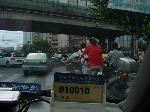 Shanghai Traffic: Part II