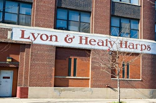 Lyon Healy Harp