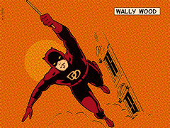 Demolidor, de Wally Wood