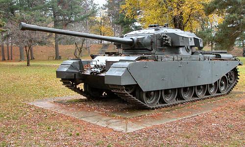 Centurion Tank DSCN9655 by William J. Gibson, the Canuckshutterer