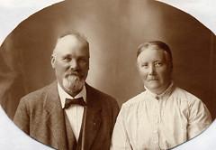 1925 ca Frans och Kristina