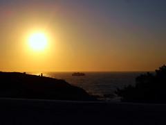 Ikaria 332 & last (isl_gr (away on an odyssey)) Tags: lighthouse ferry mediterranean ikaria icaria  aegean greece theisland adio adieu    ysplix top20greece