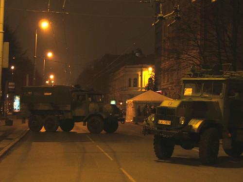 NATO Summit in Riga, November 2006