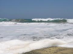 ola playa Maspalomas Gran Canaria