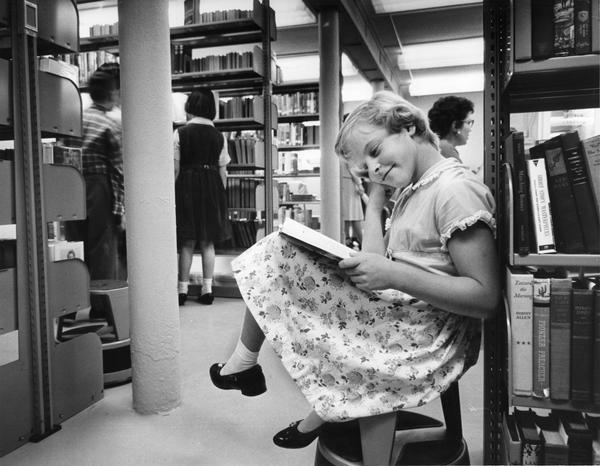 Wisconsin Library 1956